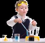 pequeño científico